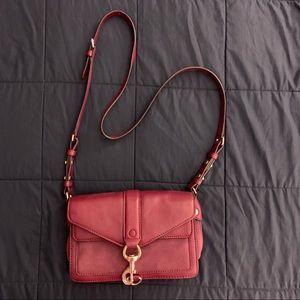Rebecca Minkoff leather crossbody purse